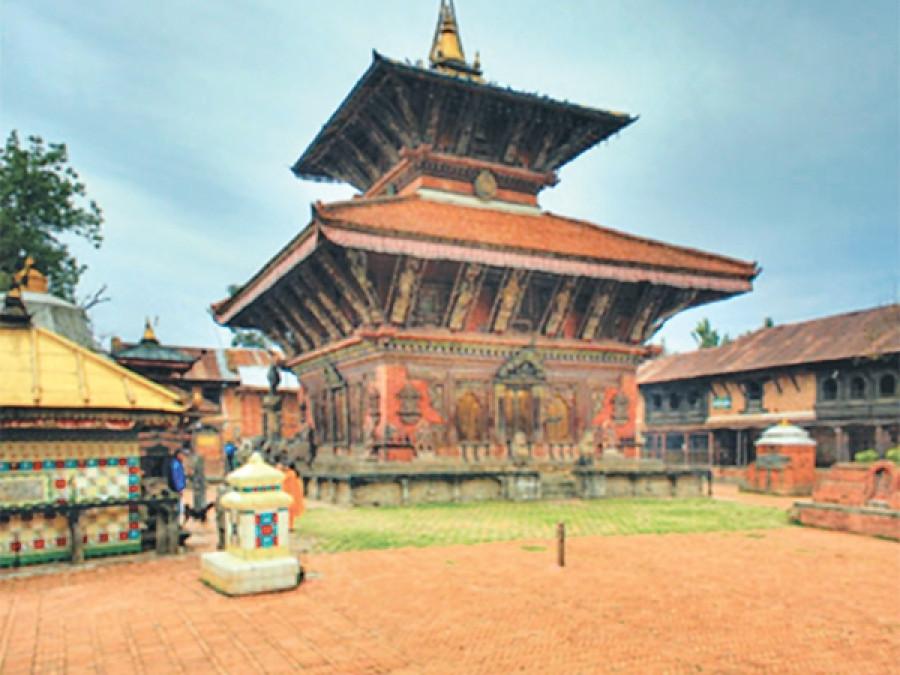 Hiking Around Bhaktapur